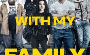 """Poster for the movie """"Fighting with My Family"""""""