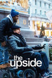 "Poster for the movie ""The Upside"""