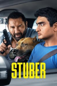 "Poster for the movie ""Stuber"""