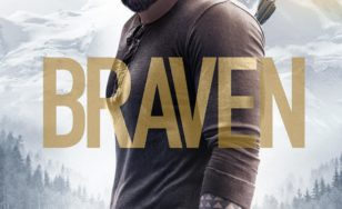 "Poster for the movie ""Braven"""
