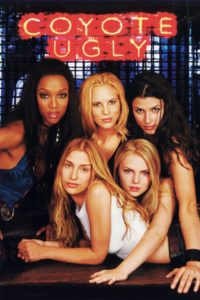 "Poster for the movie ""Coyote Ugly"""