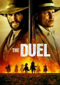 "Poster for the movie ""The Duel"""