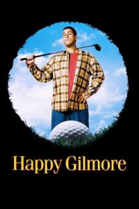 "Poster for the movie ""Happy Gilmore"""