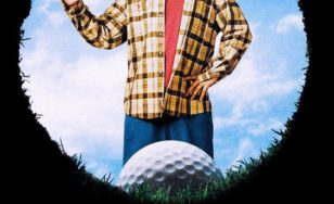 """Poster for the movie """"Happy Gilmore"""""""