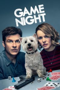 "Poster for the movie ""Game Night"""