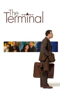 """Poster for the movie """"The Terminal"""""""