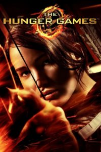 "Poster for the movie ""The Hunger Games"""
