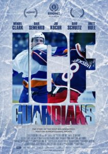 "Poster for the movie ""Ice Guardians"""