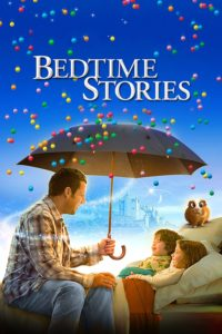 """Poster for the movie """"Bedtime Stories"""""""