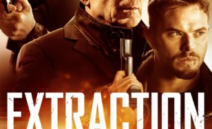 "Poster for the movie ""Extraction"""