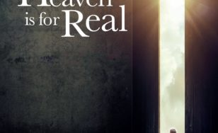 "Poster for the movie ""Heaven is for Real"""