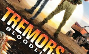 """Poster for the movie """"Tremors 5: Bloodlines"""""""