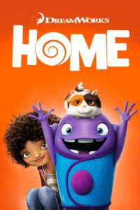 """Poster for the movie """"Home"""""""