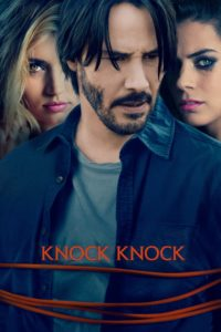 """Poster for the movie """"Knock Knock"""""""