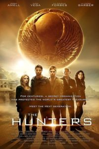 "Poster for the movie ""The Hunters"""