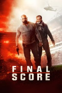 "Poster for the movie ""Final Score"""