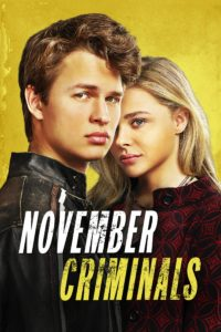 "Poster for the movie ""November Criminals"""