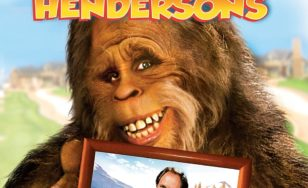 "Poster for the movie ""Harry and the Hendersons"""