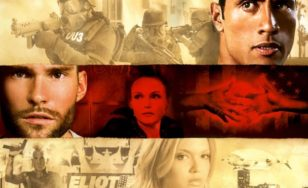 "Poster for the movie ""Southland Tales"""