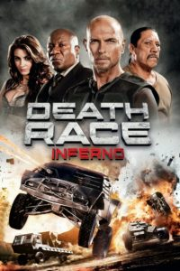 """Poster for the movie """"Death Race: Inferno"""""""