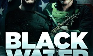 "Poster for the movie ""Black Water"""