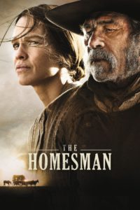 "Poster for the movie ""The Homesman"""