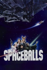 """Poster for the movie """"Spaceballs"""""""