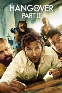 "Poster for the movie ""The Hangover Part II"""