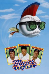 """Poster for the movie """"Major League"""""""