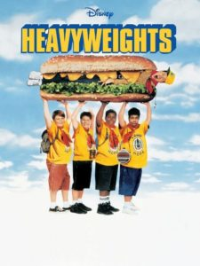 """Poster for the movie """"Heavyweights"""""""