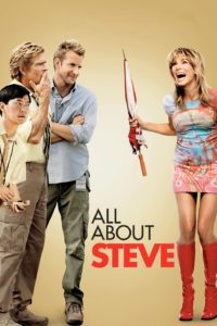 """Poster for the movie """"All About Steve"""""""