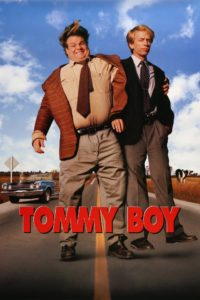 "Poster for the movie ""Tommy Boy"""