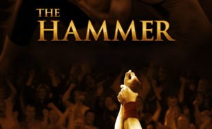 "Poster for the movie ""The Hammer"""