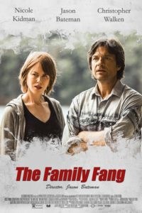 "Poster for the movie ""The Family Fang"""