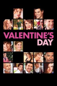 "Poster for the movie ""Valentine's Day"""