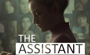 "Poster for the movie ""The Assistant"""