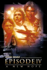 """Poster for the movie """"Star Wars: Episode IV - A New Nope"""""""