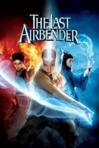 "Poster for the movie ""The Last Airbender"""