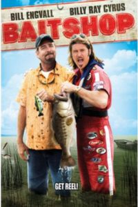"""Poster for the movie """"Bait Shop"""""""