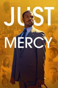 "Poster for the movie ""Just Mercy"""