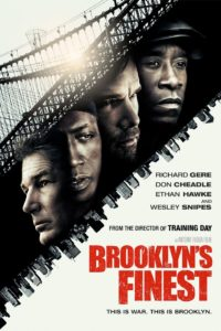 "Poster for the movie ""Brooklyn's Finest"""