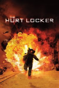 "Poster for the movie ""The Hurt Locker"""