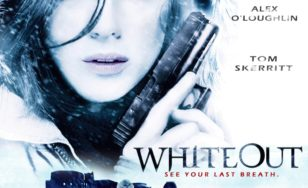 "Poster for the movie ""Whiteout"""