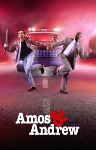 "Poster for the movie ""Amos & Andrew"""
