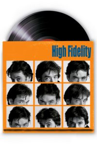 "Poster for the movie ""High Fidelity"""
