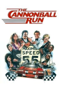 """Poster for the movie """"The Cannonball Run"""""""
