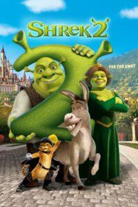 """Poster for the movie """"Shrek 2"""""""