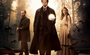 """Poster for the movie """"The Illusionist"""""""