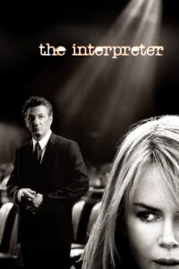 """Poster for the movie """"The Interpreter"""""""