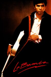 "Poster for the movie ""La Bamba"""